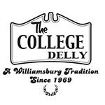 college delly logo