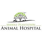 Middle Plantation Animal Hospital Logo