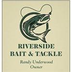 Riverside Bait & Tackle Logo